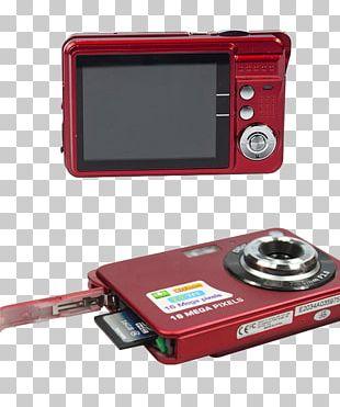 Digital Video Digital Camera Video Camera High-definition Television PNG
