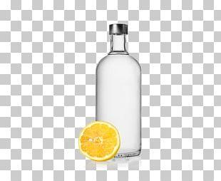 Absolut Vodka Beer Bottle Alcoholic Drink PNG
