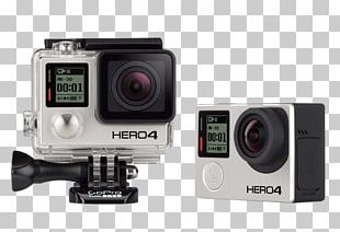 GoPro Action Camera Frame Rate 4K Resolution PNG