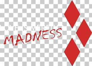 Harley Quinn Batman Logo Red Diamonds PNG