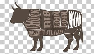 Round Steak Cut Of Beef Meat Beef Cattle PNG