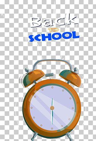 Alarm Clock Alarm Device Digital Clock Bedroom PNG