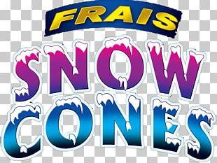 Frais Snow Cones Logo Ice Cream Brand Font PNG