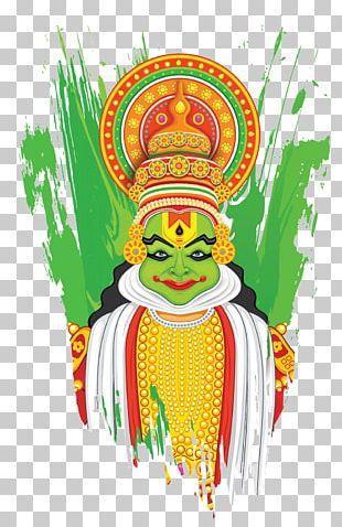 Kerala Kathakali PNG