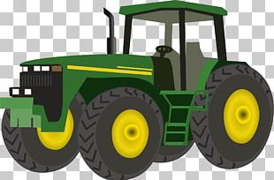 Tractor Farm PNG