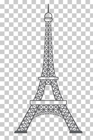 Eiffel Tower Statue Of Liberty Monument PNG