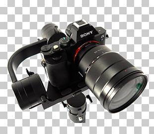 Digital SLR Mirrorless Interchangeable-lens Camera Sony α7 II Gimbal PNG