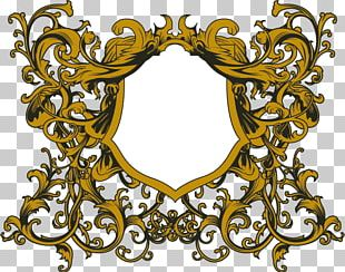 Frame Ornament Pattern PNG
