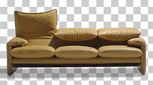 Cassina S.p.A. Couch Chair Living Room PNG