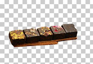 Ginger Tea Fudge Brown Sugar Chocolate Brownie Praline PNG