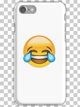 Face With Tears Of Joy Emoji IPhone Word Of The Year Sticker PNG