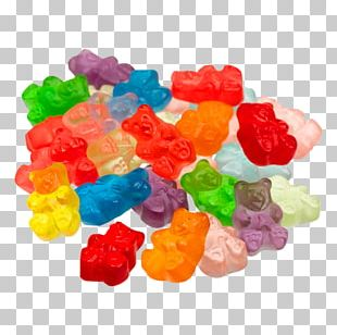 Gummy Bear Gummi Candy Gelatin Dessert Cotton Candy PNG