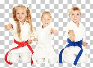 Martial Arts Child Karate Taekwondo Self-defense PNG