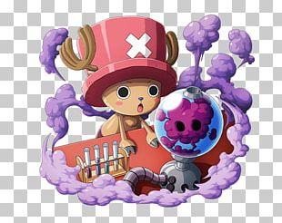 Tony Tony Chopper Monkey D. Luffy One Piece Treasure Cruise Usopp Nami PNG