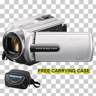 Camcorder Video Cameras Sony Photography PNG