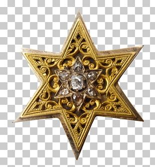 The Star Of David Symbol Judaism Synagogue PNG