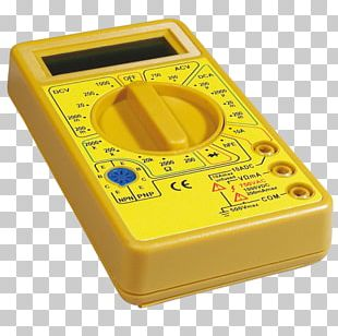 Multimeter Measurement Tool Electronics Measuring Instrument PNG