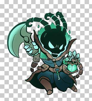 League Of Legends Chibi Fan Art PNG