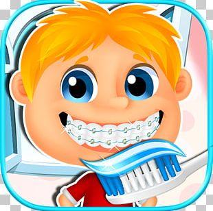 Brush My Teeth PNG