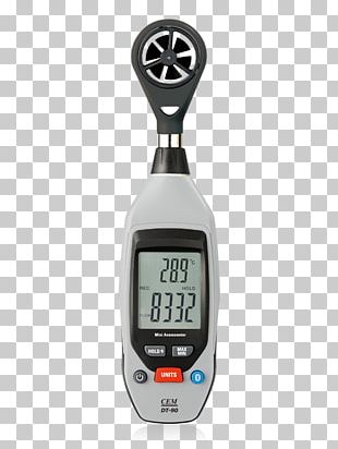 Measurement Anemometer Light Sound Meters PNG