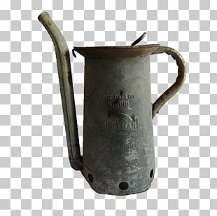 Oil Can Jug Tin Can Lever PNG