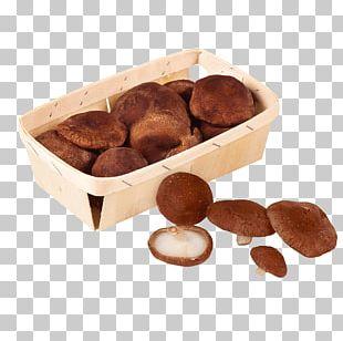 Shiitake Fungus Edible Mushroom Ja! Natürlich Chocolate Truffle PNG