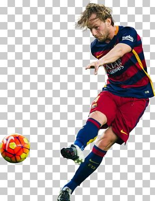 Ivan Rakitić Football 2015–16 FC Barcelona Season Rendering PNG