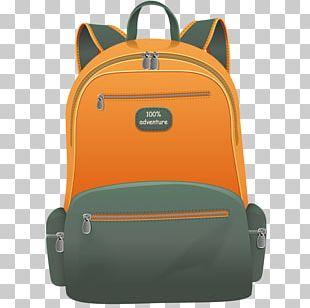 Bag Backpack Travel PNG
