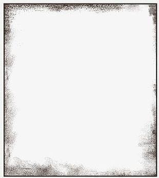 Creative Black Frame PNG