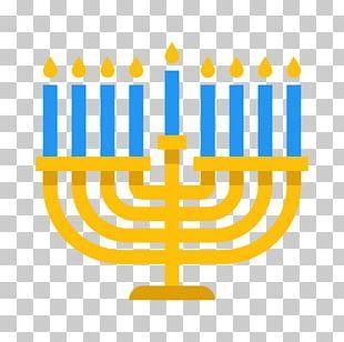 Hanukkah Computer Icons Menorah Judaism PNG