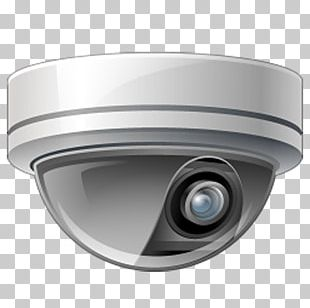 Wireless Security Camera Closed-circuit Television Camera Icon PNG