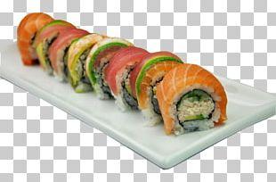 California Roll Smoked Salmon Sushi Sashimi Makizushi PNG