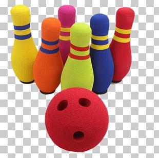 Kids Bowling Set PNG