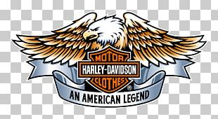 Wisconsin Harley-Davidson Motorcycle Logo Sticker PNG