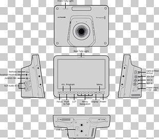 Blackmagic Design Blackmagic Studio Camera HD Blackmagic Studio Camera 4K PNG