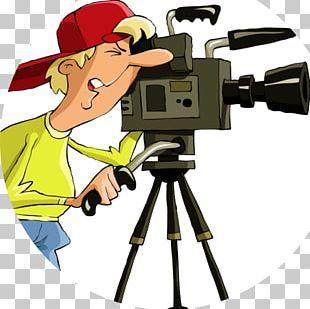 Cartoon Photographer Photography PNG