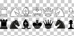 Chess Piece Knight King Bishop PNG