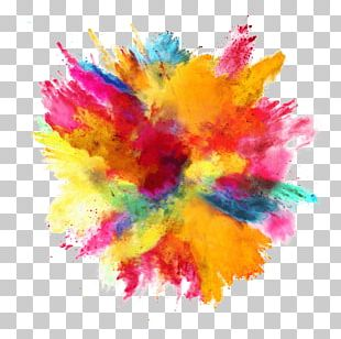 Stock Photography Explosion Color PNG