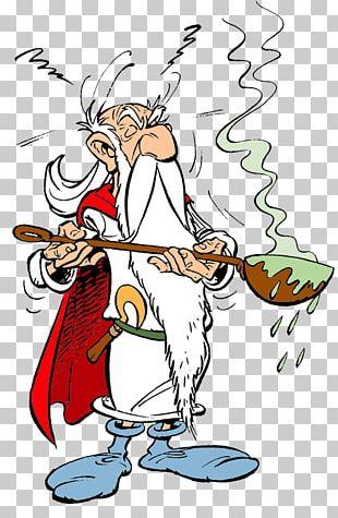 Getafix Obelix Jules César Asterix Dogmatix PNG