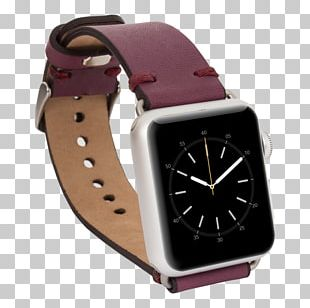 Watch Strap Watch Strap Leather Apple Watch Series 2 PNG