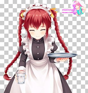 Anime Girl Friend Beta Maid Rendering Catgirl PNG