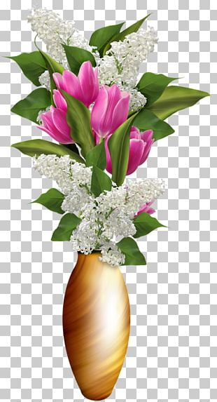 Floral Design Flower Bouquet Cut Flowers Flowerpot PNG