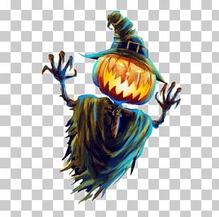 Halloween Poster Jack-o'-lantern Party PNG