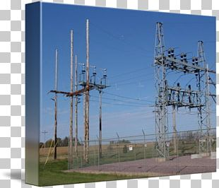 Electricity Transmission Tower Energy Public Utility PNG