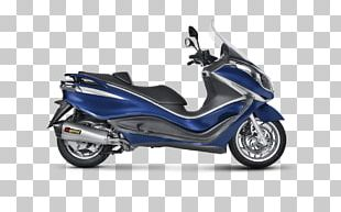 Piaggio Scooter Exhaust System Suzuki Motorcycle PNG