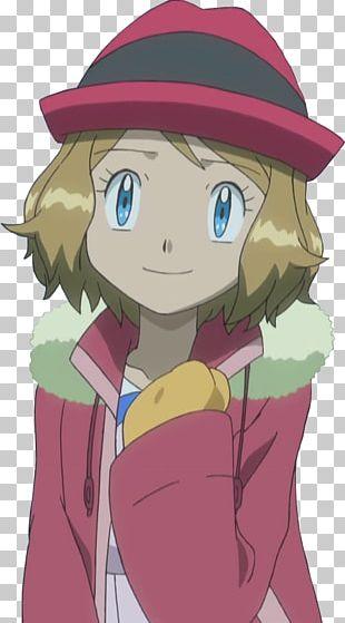 Pokémon X And Y Serena Ash Ketchum Clemont PNG