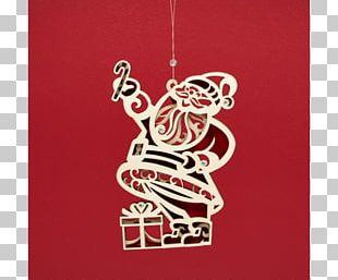 Christmas Ornament Candy Cane Santa Claus Visual Arts PNG