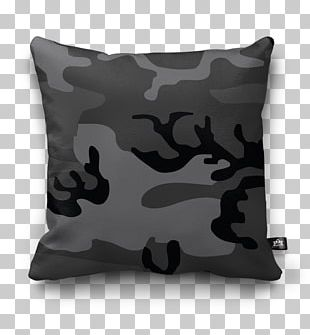 Throw Pillows Desert Night Camouflage Cushion Cots PNG