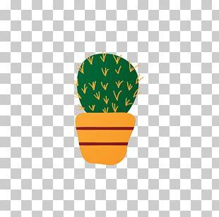 Cactaceae Succulent Plant Sticker Erg Euclidean PNG