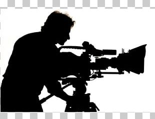 Camera Operator Photography Film Silhouette PNG